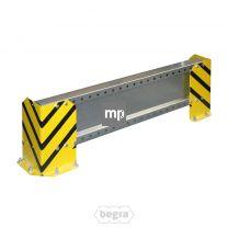 Aanrijdbeveiliging MP Enkel 1250x400mm